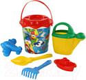 Набор игрушек для песочницы Полесье Микки и Веселые гонки №12 / 65674