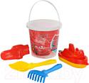 Набор игрушек для песочницы Полесье Disney/Pixar Тачки №18 / 65476