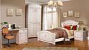 Комплект мебели для спальни ФорестДекоГрупп Валерия 2