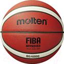 Баскетбольный мяч Molten B6G4000X / 634MOB6G4000X