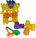 Набор игрушек для песочницы Полесье №466 / 45102
