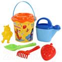 Набор игрушек для песочницы Полесье Винни и его друзья №12 / 65636