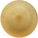 Блюдо Luigi Bormioli Glitter gold / 09928/01
