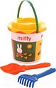 Набор игрушек для песочницы Полесье Миффи-3 №1 / 64714