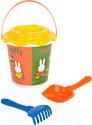 Набор игрушек для песочницы Полесье Миффи-2 / 64677
