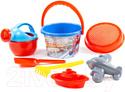 Набор игрушек для песочницы Полесье Marvel Человек-Паук №8 / 67111