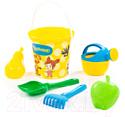 Набор игрушек для песочницы Полесье Простоквашино №5 / 83319