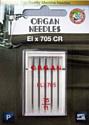 Иглы для швейной машины Organ Elx705 CR 5/75