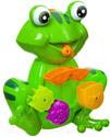 Игрушка для ванной Bondibon Мельница лягушка / ВВ1911