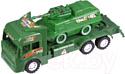 Автовоз игрушечный Darvish Военный с техникой с танком / DV-T-1977