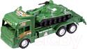 Автовоз игрушечный Darvish Военный с техникой с танком / DV-T-1978