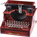 Музыкальная шкатулка Darvish Сувенир Печатная машинка / DV-H-1048