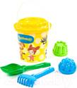 Набор игрушек для песочницы Полесье Простоквашино №6 / 83326