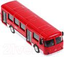 Автобус игрушечный Технопарк SB-16-57-RD-WB