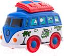 Автобус игрушечный Huada Экзотик / 1457017-0783-62