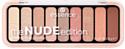 Палетка теней для век Essence The Nude Edition Eyeshadow Palette тон 10
