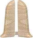 Заглушка для плинтуса Ideal Комфорт 262 Клен Вермонт