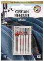 Иглы для швейной машины Organ 5/Multi