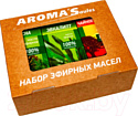 Набор эфирных масел Saules Sapnis Здоровье