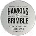 Воск для укладки волос Hawkins & Brimble Elemi & Ginseng Hair Wax