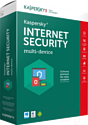 ПО антивирусное Kaspersky Internet Security Multi-device 1 год Box / KL19412UCFS