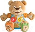 Интерактивная игрушка Chicco Говорящий мишка Teddy