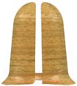Заглушка для плинтуса Ideal Комфорт 204 Дуб имперский