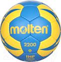 Гандбольный мяч Molten H0X2200-BY