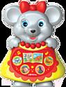 Интерактивная игрушка Азбукварик Любимая сказочка. Мышка-норушка / 4680019282398