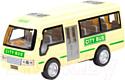 Автобус игрушечный Полесье Городской / 78964