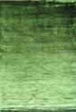 Ковер Adarsh Exports Tencel Plain / GREEN-9117