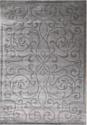 Ковер Adarsh Exports Carving Wool Viscose / HL-714-TEAL-GREY