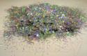 Блестки для жидких обоев, 6 шт. Bioplast Люрекс SM49
