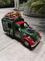 Статуэтка GreenTerra Рождественское авто 380531