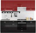 Готовая кухня S-Company Клео глосc 1.2х2.3 левая