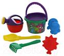 Набор игрушек для песочницы Полесье № XV / 0078