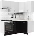 Готовая кухня S-Company Клео глосc 1.2x1.9 правая