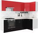 Готовая кухня S-Company Клео глосc 1.2x2.6 правая