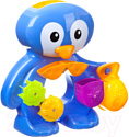 Игрушка для ванной Bondibon Мельница Пингвин / ВВ1910