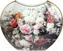 Ваза Goebel Artis Orbis/Jean Baptiste Robie Натюрморт с розами / 56-464-06-1