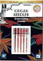 Иглы для швейной машины Organ 5/Combi Box