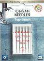 Иглы для швейной машины Organ Top Stitch 5/80