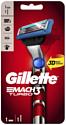 Бритвенный станок Gillette Mach3 Turbo + кассета