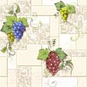 Бумажные обои Vimala Виноградник 1753
