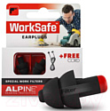 Беруши Alpine Hearing Protection WorkSafe / 111.21.350