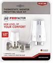 Головка термостатическая Profactor PFRVT991