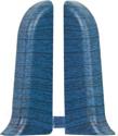 Заглушка для плинтуса Ideal Комфорт 024 Синий