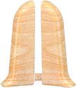 Заглушка для плинтуса Ideal Комфорт 261 Клен