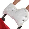BAMBOLA Муфта для коляски (лайт) Белая
