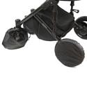 BAMBOLA Чехлы на колёса для коляски с поворотными колесами (TUTUTIS, JA...